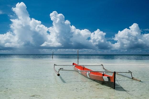 Bahia Tomini in the Togean Islands
