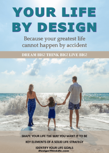 Your Life By Design eBook Cover