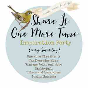 Share It One More Time Link Party Logo
