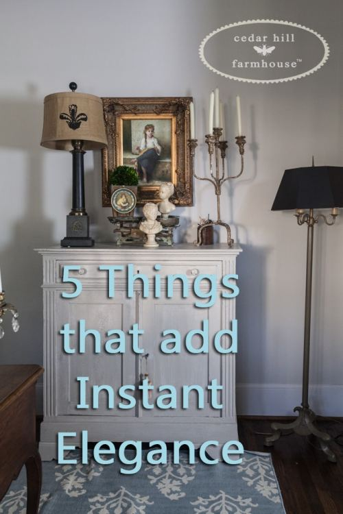 5-things-that-add-instant-elegance