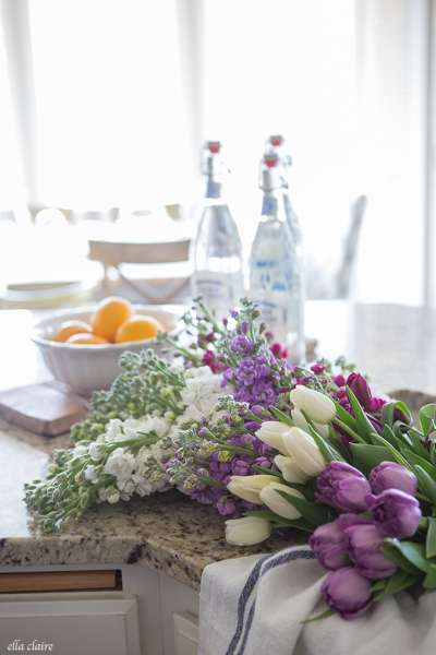 Easter table | Ella Claire