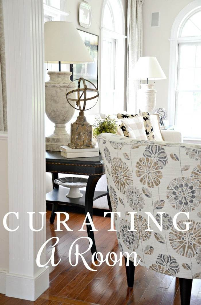 Curating A Room Stonegable