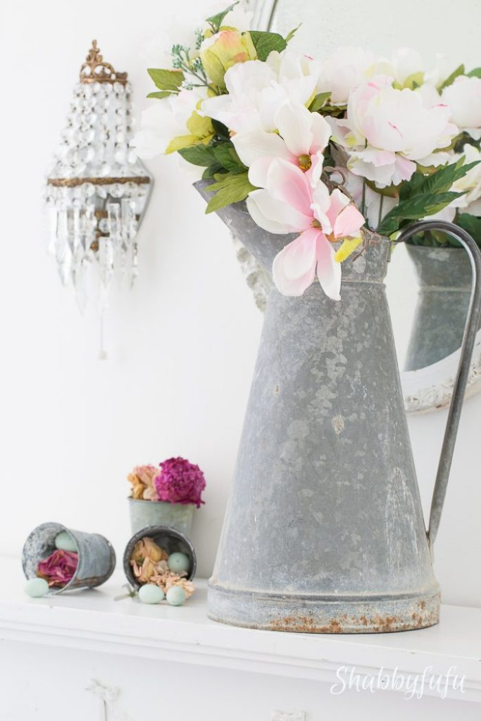 french-mantel-ideas-spring-shabbyfufublog