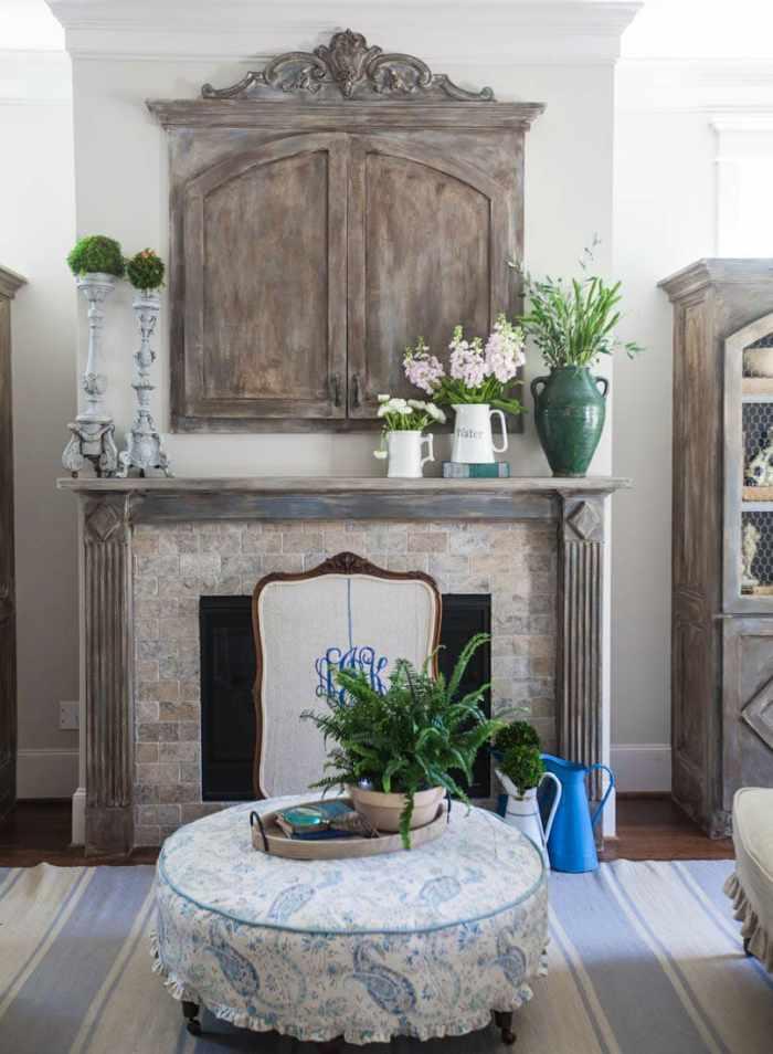 french room cedar hill farmhouse