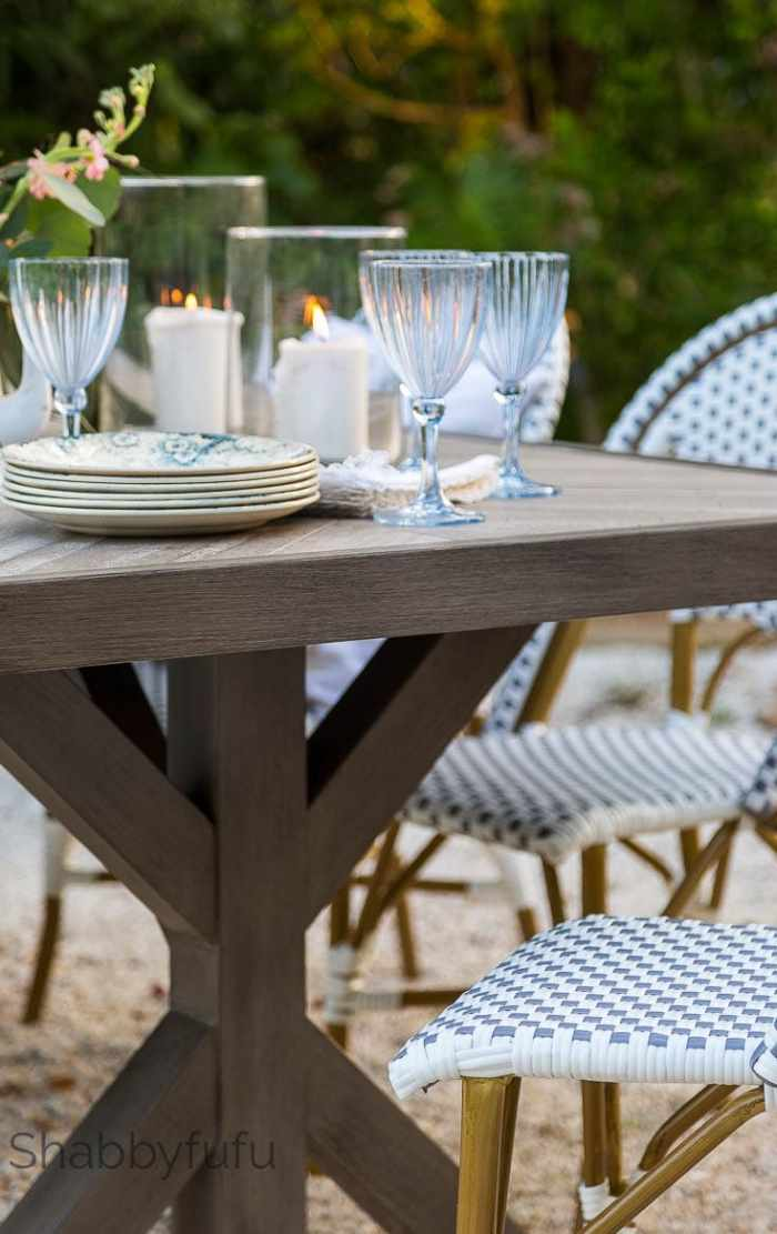 French country patio shabbyfufu
