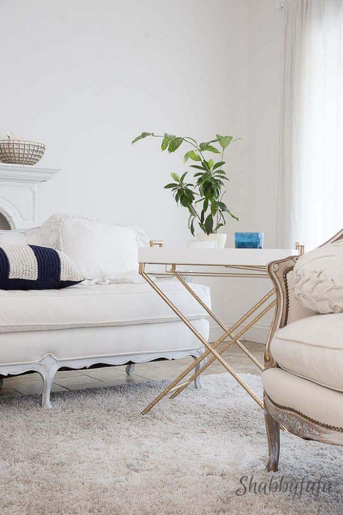 White casual home decorating shabbyfufu