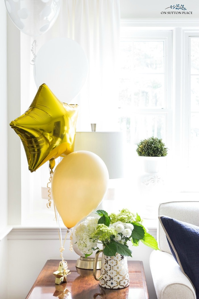 Gender Neutral Baby Shower Ideas from On Sutton Place