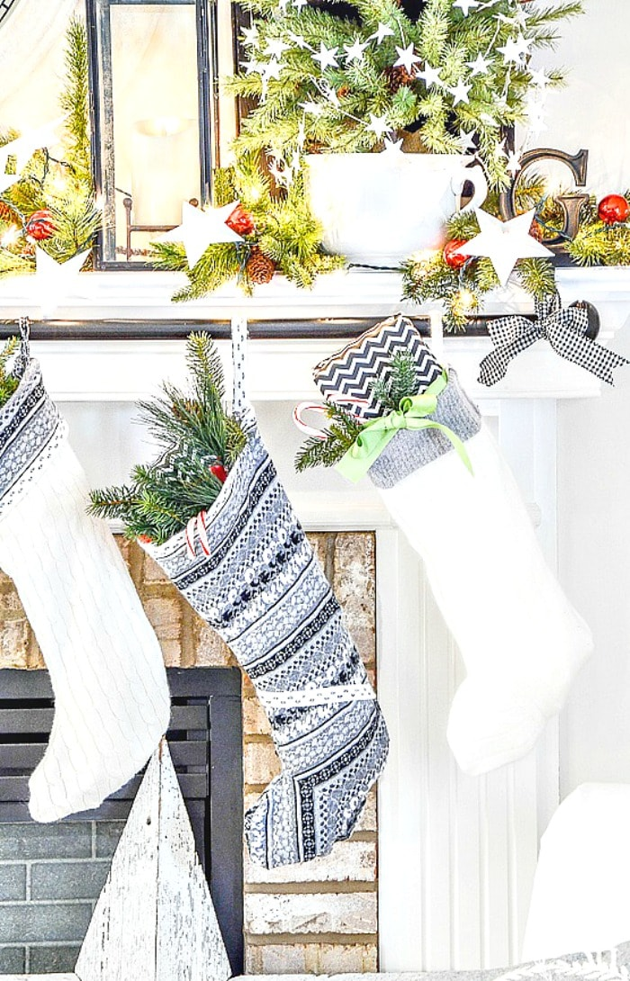 HSS- THE STOCKINGS WERE HUNG DIY