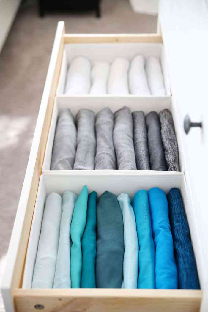 KonMari Drawer