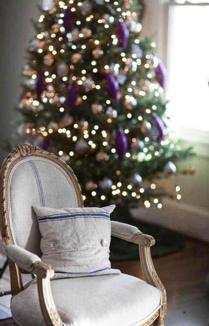 easy christmas tree cedar hill farmhouse