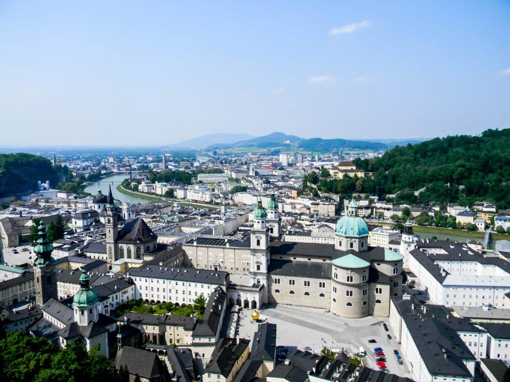 Salzburg, Austria-