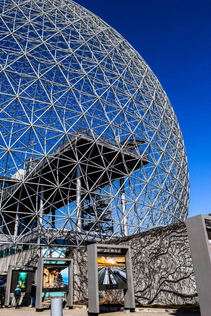 Biosphere - Montreal Architecture
