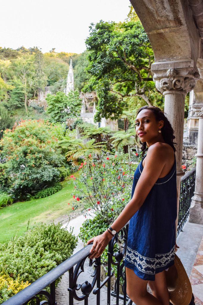 Quinta da Regalaria Garden - Sintra Sites