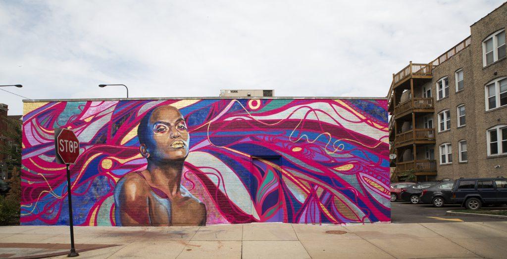 Mural - The Love I Vibrate