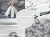 Sherwin Williams Rock Candy SW 6231 -Inspiration - Ice, Frost