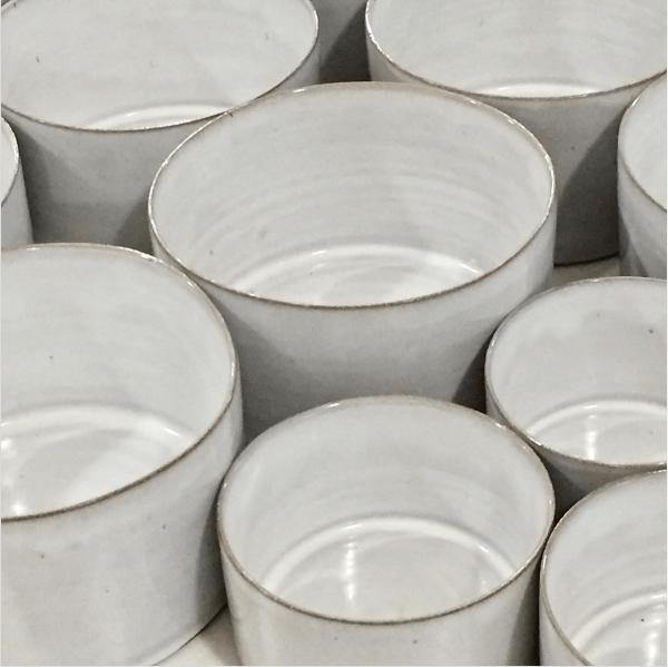 Light Gray Ceramics