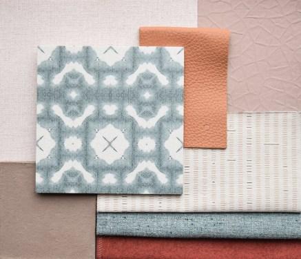 Spain inspired finish material palette - Design to Five - Seville Spain