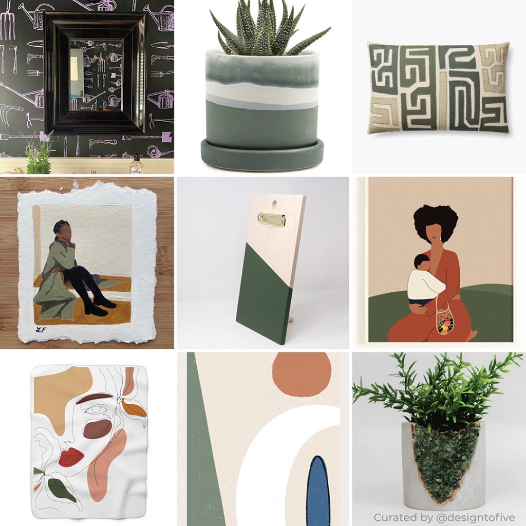 Sage Green Color Curated Collection Sherwin Williams Pewter Green SW 6208