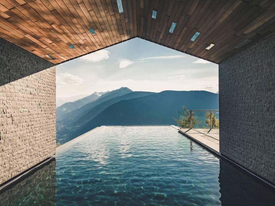 Hotel di Design in montagna