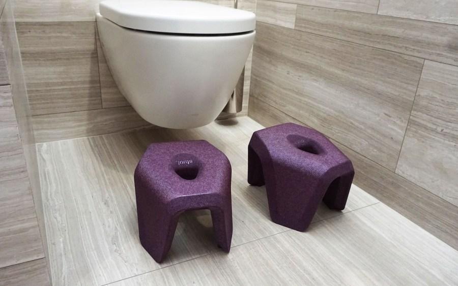 Sgabello da bagno