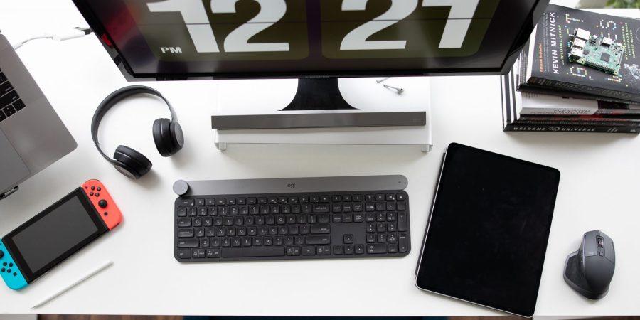 home office moodboard