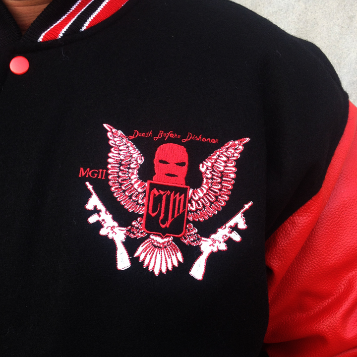 custom-varsity-jackets-black-wool-and-red-leather-embroiery-front