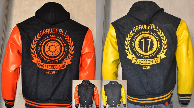Team Varsity Jackets