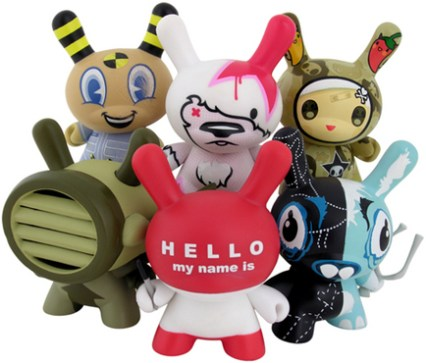dunny 3 series