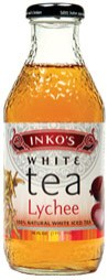 Inko healthy white tea lychee