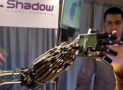 robo. hand