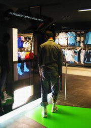 adidas green screen shoes