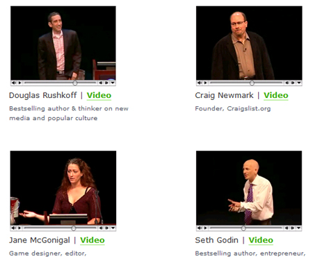 GEL conference videos