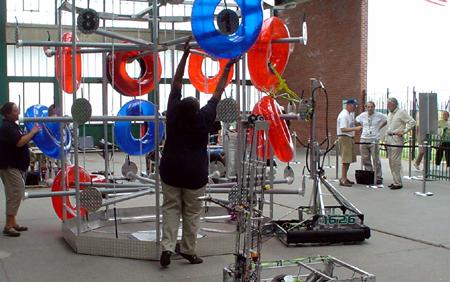 gadgetoff 2007 FIRST