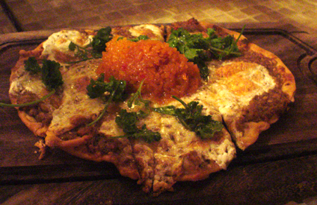 Oleana restaurant appetizer