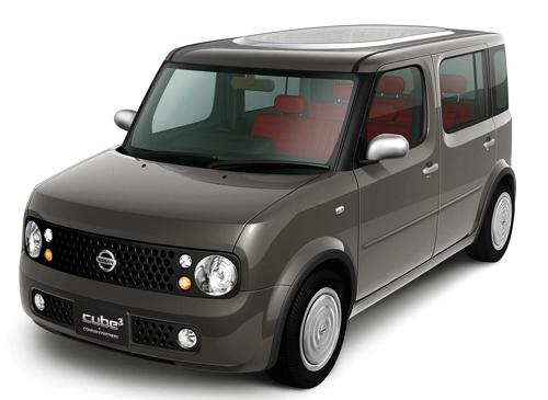 Nissan Cube 3 Conran 2009