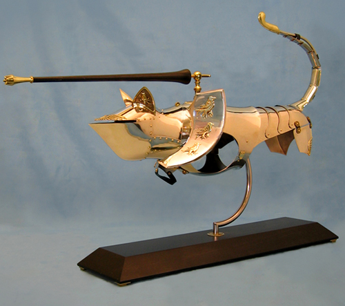 jeff deboer cat armor