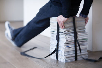 book stool arik levy sustainable