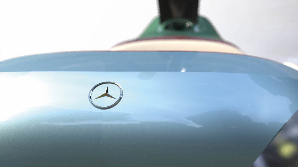 24.01.13 Mercedes Boards