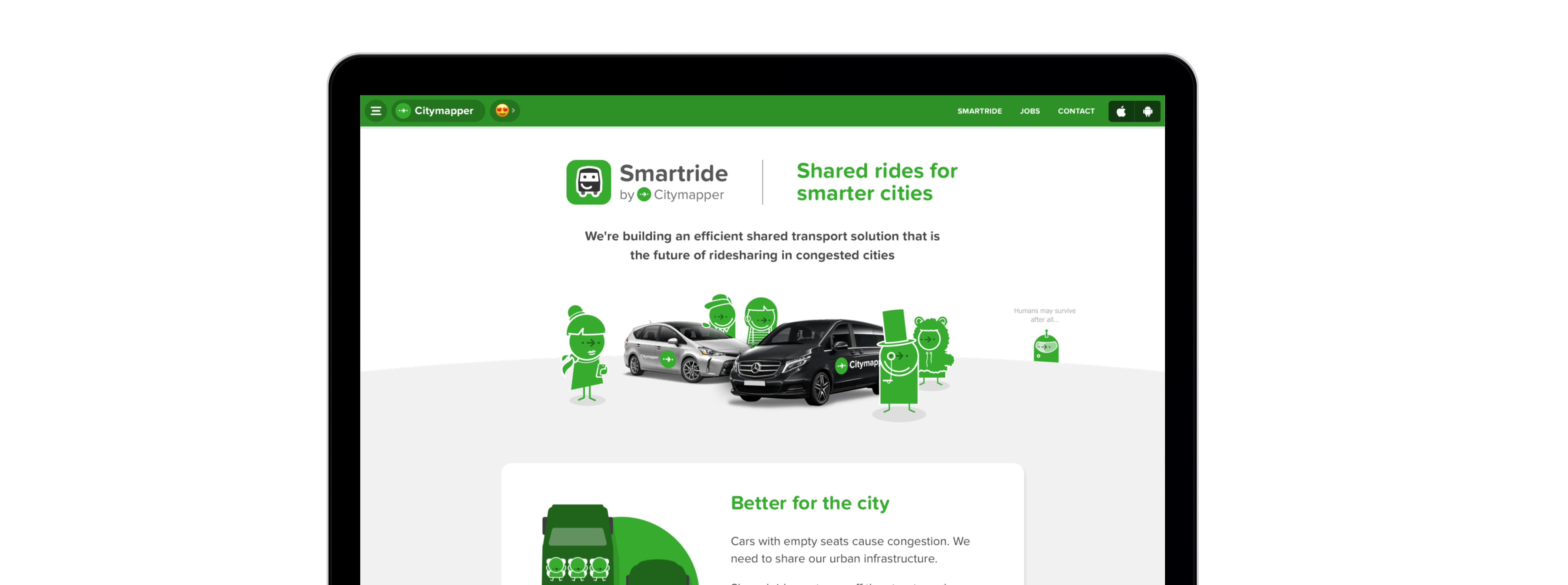 citymapper refferal image 2