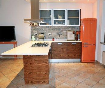 Vista cucina