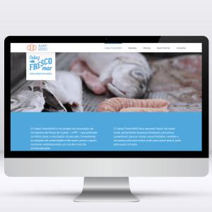 Cabaz FrescoMar - webdesign