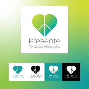 Presente - branding