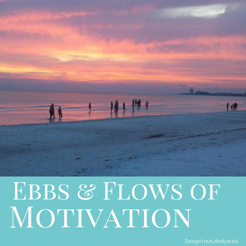 Ebbs and flows of Motivation