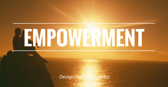 Define Empowerment For Yourself
