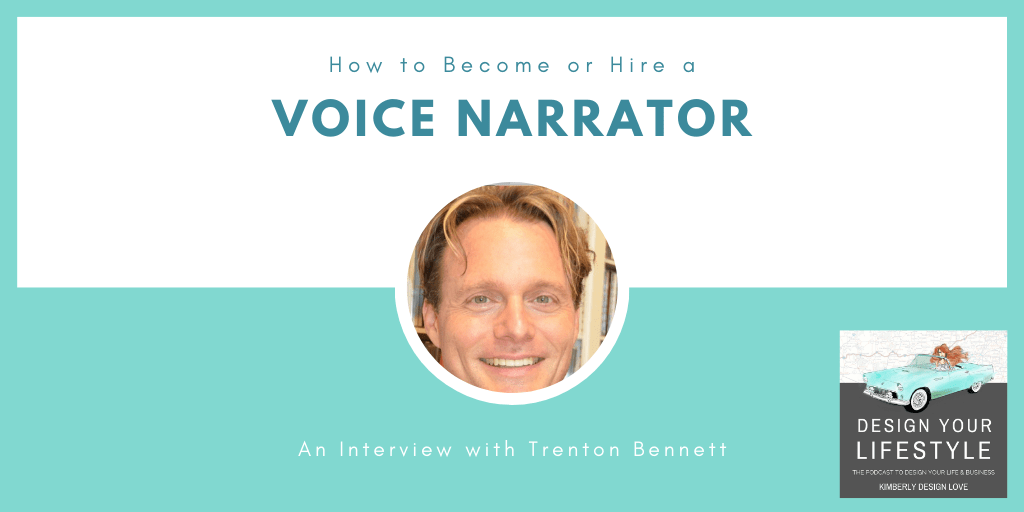 How to Become a Voice Actor or Hire a Voice Actor with Trenton Bennett