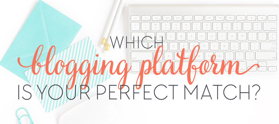 Are you ready to start a blog but not sure which blogging platform to go with?  Not all bloggers have equal needs and goals. Therefore, no ONE blogging platform is the right solution for everyone.  Take this quick quiz and find out which blogging platform is a perfect match for you and your current blogging needs! Do the quiz at www.DesignYourOwnBlog.com/startablog!