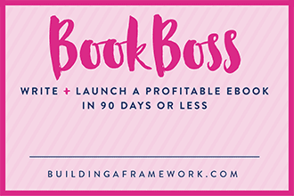 "BookBoss: Write + Launch a Profitable eBook in 90 Days or Less! Are you a blogger who's been wanting to gain authority in your niche and build a blogging business? Then BookBoss is for you! Check it now during special launch pricing for a ""can't beat"" deal you don't want to miss! ebook, how to write an ebook, blogging income, grow blog traffic, sell ebooks"