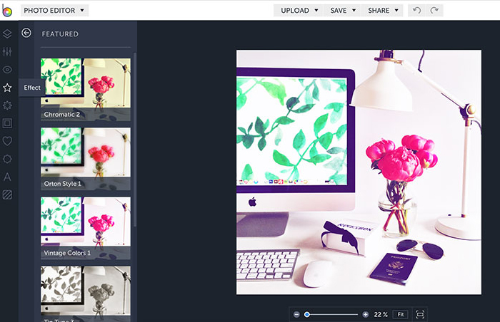 Create Unique Graphics from Stock Photos for Your Blog and Social Media [Tutorial] using BeFunky and this super easy tutorial from DesignYourOwnBlog.com!