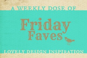 Friday Faves #19: The last Friday Faves??