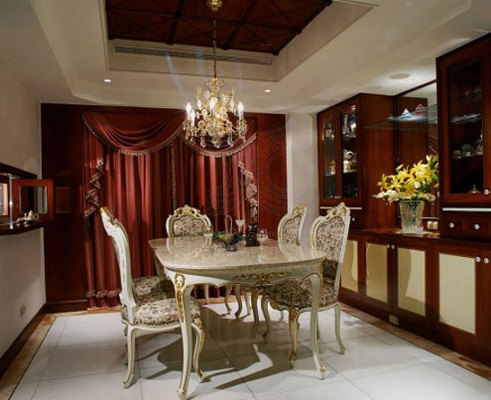 Dining Room Ideas: Tables, Chairs And Decor (53 Pictures